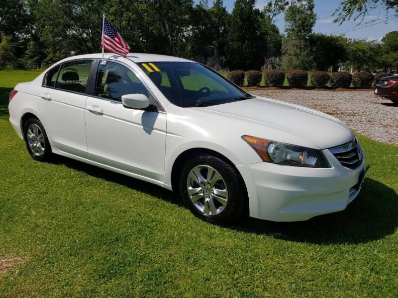 2011 Honda Accord for sale at Darwin Harris Automotive in Fairhope AL