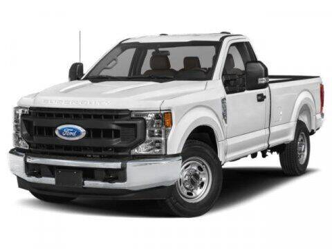 2021 Ford F-250 Super Duty for sale at Hawk Ford of St. Charles in Saint Charles IL