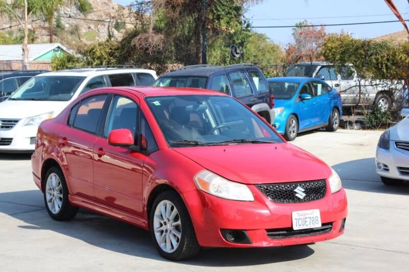 2008 Suzuki SX4 for sale at Car 1234 inc in El Cajon CA