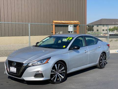 2019 Nissan Altima for sale at Evolution Auto Sales LLC in Springville UT