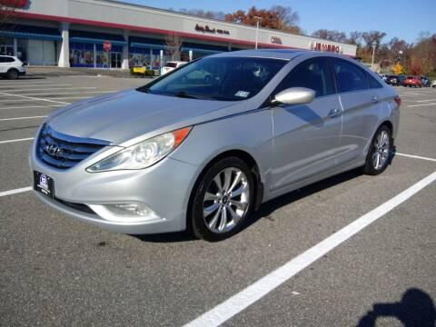 2012 Hyundai Sonata for sale at B&B Auto LLC in Union NJ