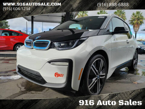 2018 BMW i3 for sale at 916 Auto Sales in Sacramento CA