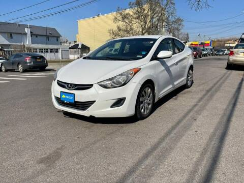 2011 Hyundai Elantra for sale at Kapos Auto, Inc. in Ridgewood, Queens NY