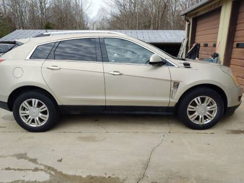 2010 Cadillac SRX for sale at Lanier Motor Company in Lexington NC