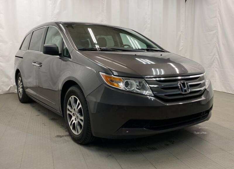 2013 Honda Odyssey for sale at Direct Auto Sales in Philadelphia PA