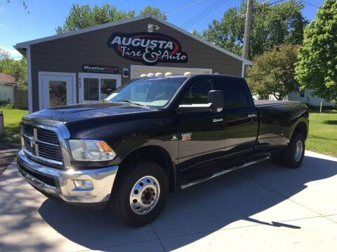 2012 RAM Ram Pickup 3500 for sale at Augusta Tire & Auto in Augusta WI