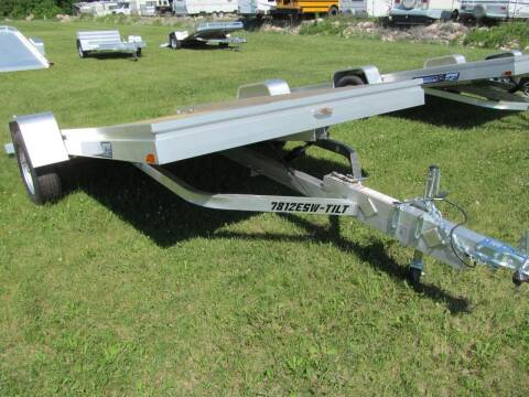 "2022 Aluma 78"" X 12' UTILITY for sale at Flaherty's Hi-Tech Motorwerks in Albert Lea MN"