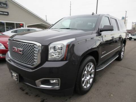 2015 GMC Yukon XL for sale at Dam Auto Sales in Sioux City IA