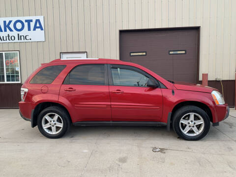 2005 Chevrolet Equinox for sale at Dakota Auto Inc. in Dakota City NE