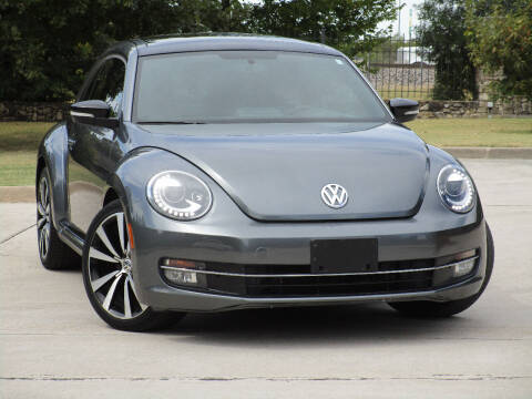 2013 Volkswagen Beetle for sale at Ritz Auto Group in Dallas TX