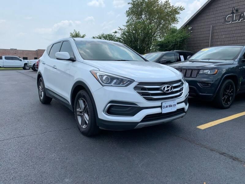 2018 Hyundai Santa Fe Sport for sale at Clay Maxey NWA in Springdale AR