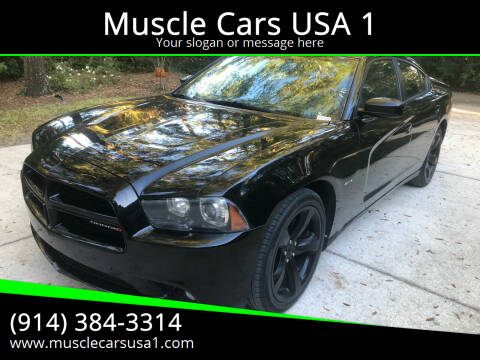 2014 Dodge Charger for sale at Muscle Cars USA 1 in Murrells Inlet SC