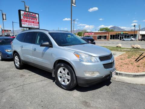 2011 Chevrolet Traverse for sale at ATLAS MOTORS INC in Salt Lake City UT