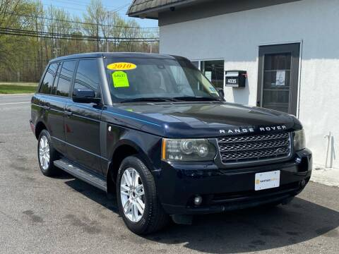 2010 Land Rover Range Rover for sale at Vantage Auto Group Tinton Falls in Tinton Falls NJ