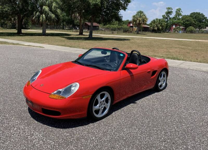 1999 Porsche Boxster for sale at P J'S AUTO WORLD-CLASSICS in Clearwater FL