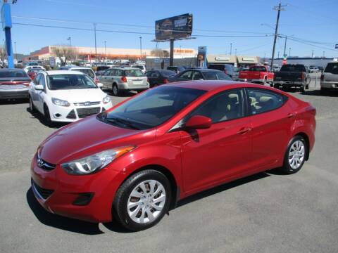 2013 Hyundai Elantra for sale at Independent Auto Sales in Spokane Valley WA