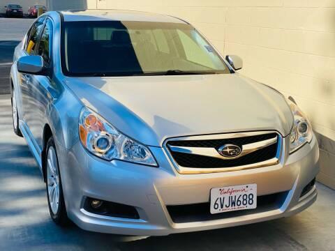 2012 Subaru Legacy for sale at Auto Zoom 916 Rancho Cordova in Rancho Cordova CA