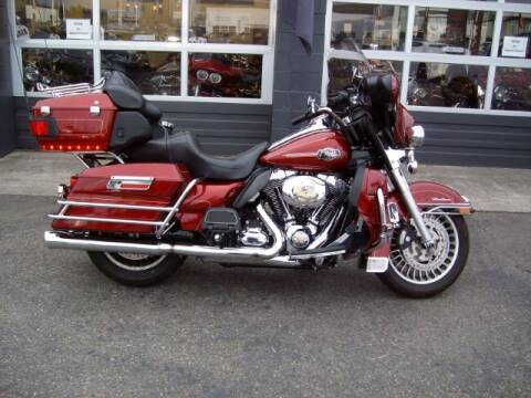 2010 Harley-Davidson FLHTCU for sale at Goodfella's  Motor Company in Tacoma WA
