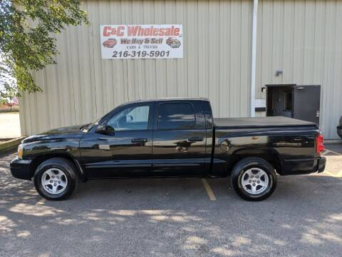 2006 Dodge Dakota for sale at C & C Wholesale in Cleveland OH