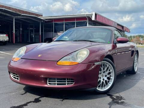 1999 Porsche Boxster for sale at MAGIC AUTO SALES in Little Ferry NJ