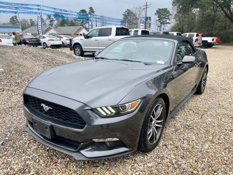 2016 Ford Mustang for sale at Southeast Auto Inc in Walker LA