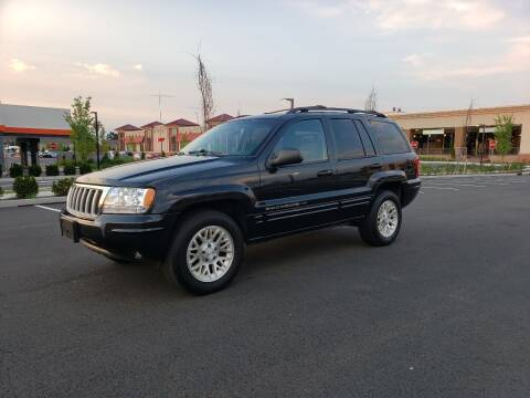 2004 Jeep Grand Cherokee for sale at Innovative Auto Group in Little Ferry NJ