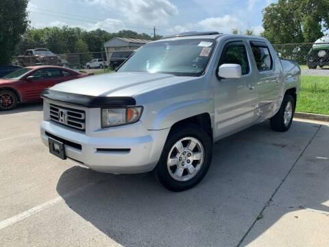 2008 Honda Ridgeline for sale at Diana Rico LLC in Dalton GA