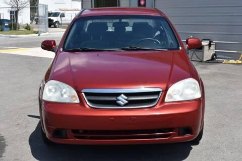 2007 Suzuki Forenza for sale at Mix Autos in Orlando FL