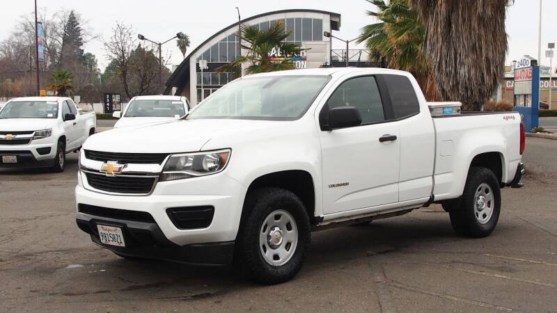 2015 Chevrolet Colorado for sale at Okaidi Auto Sales in Sacramento CA