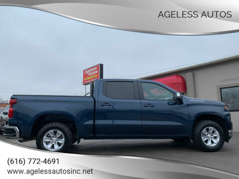 2019 Chevrolet Silverado 1500 for sale at Ageless Autos in Zeeland MI