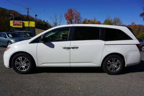 2012 Honda Odyssey for sale at Bloom Auto in Ledgewood NJ