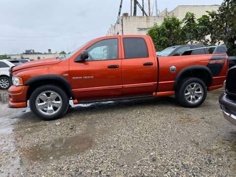 2005 Dodge Ram Pickup 1500 for sale at Philadelphia Public Auto Auction in Philadelphia PA