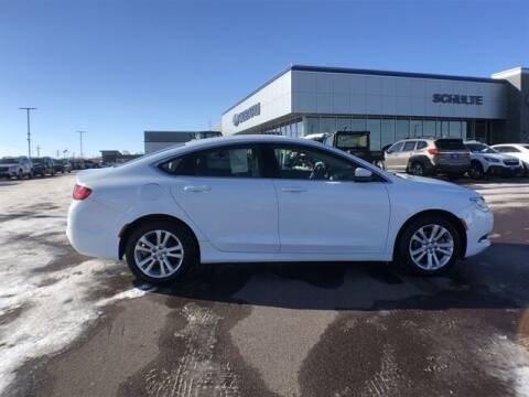 2015 Chrysler 200 for sale at Schulte Subaru in Sioux Falls SD