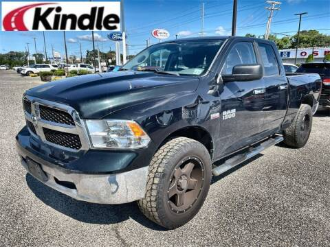 2016 RAM Ram Pickup 1500 for sale at Kindle Auto Plaza in Cape May Court House NJ