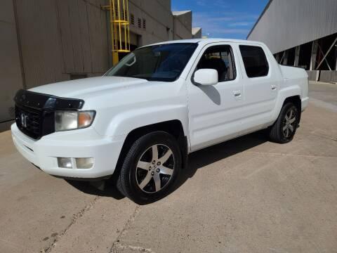 2014 Honda Ridgeline for sale at NEW UNION FLEET SERVICES LLC in Goodyear AZ