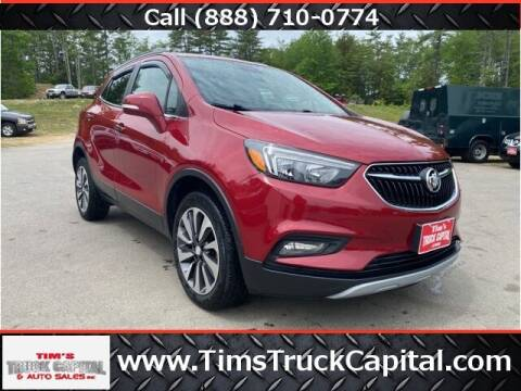 2018 Buick Encore for sale at TTC AUTO OUTLET/TIM'S TRUCK CAPITAL & AUTO SALES INC ANNEX in Epsom NH