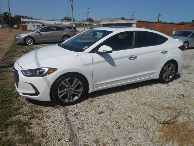2017 Hyundai Elantra for sale at RANDY'S AUTO SALES in Oakdale LA