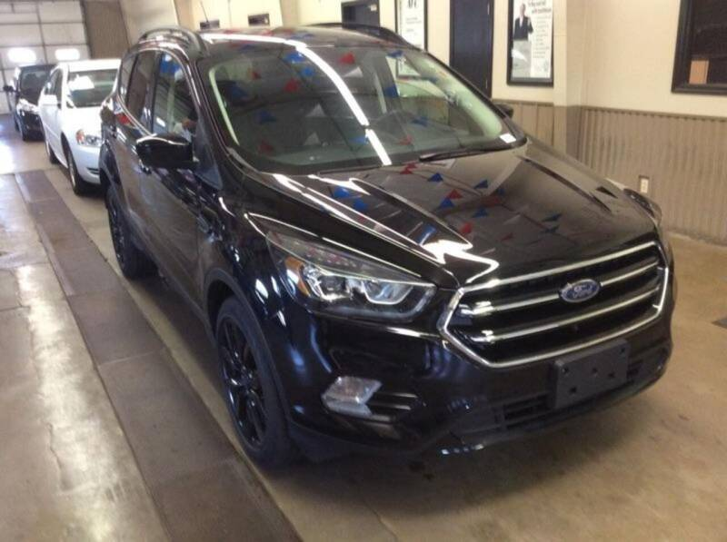 2019 Ford Escape for sale at All Affordable Autos in Oakley KS