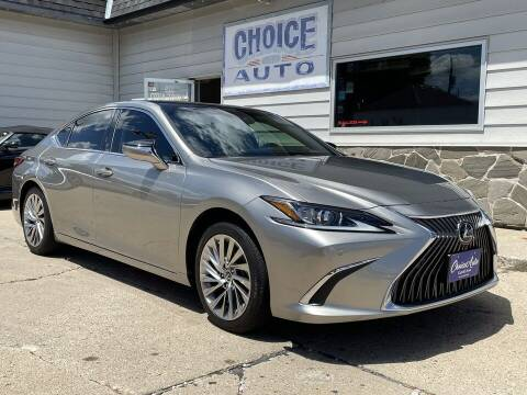 2019 Lexus ES 350 for sale at Choice Auto in Carroll IA