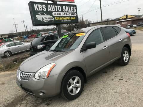 2010 Nissan Rogue for sale at KBS Auto Sales in Cincinnati OH