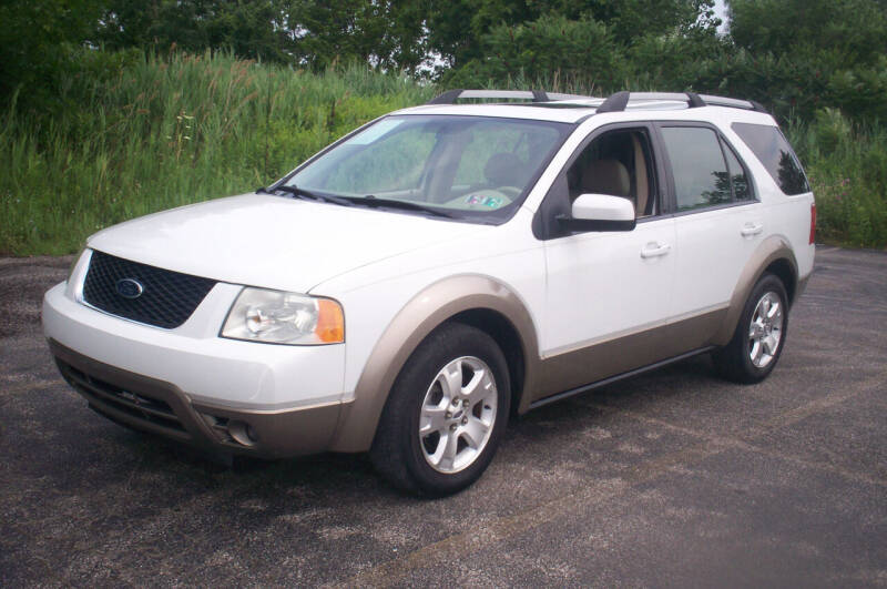 2005 Ford Freestyle for sale at Action Auto Wholesale - 30521 Euclid Ave. in Willowick OH