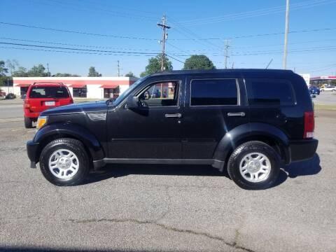 2010 Dodge Nitro for sale at 4M Auto Sales | 828-327-6688 | 4Mautos.com in Hickory NC