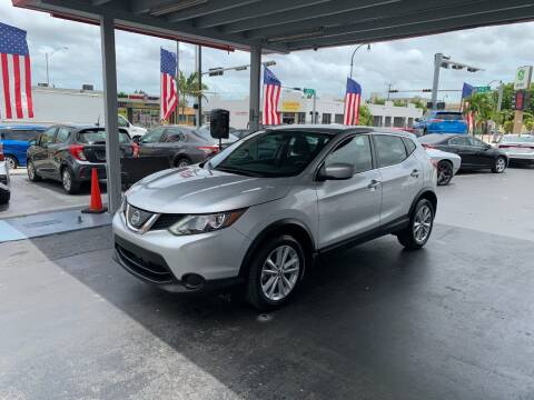 2019 Nissan Rogue Sport for sale at American Auto Sales in Hialeah FL