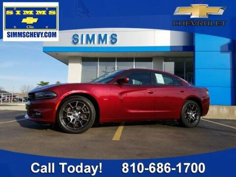 2018 Dodge Charger for sale at Aaron Adams @ Simms Chevrolet in Clio MI