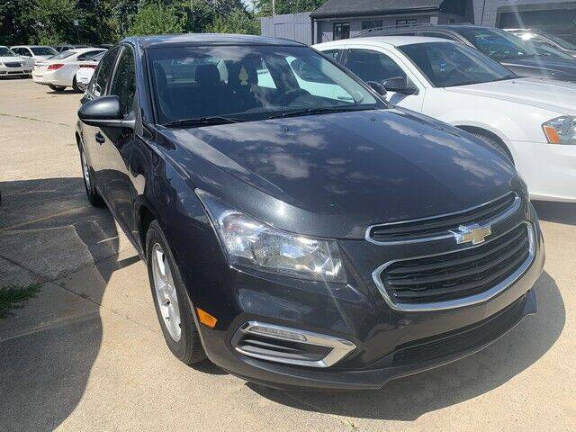 2016 Chevrolet Cruze Limited for sale at Martell Auto Sales Inc in Warren MI