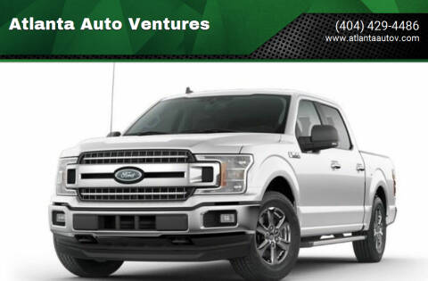 2019 Ford F-150 for sale at Atlanta Auto Ventures in Roswell GA