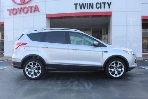 2016 Ford Escape for sale at Twin City Toyota in Herculaneum MO