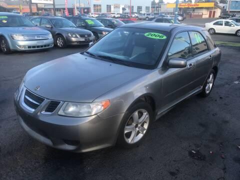 2006 Saab 9-2X for sale at American Dream Motors in Everett WA