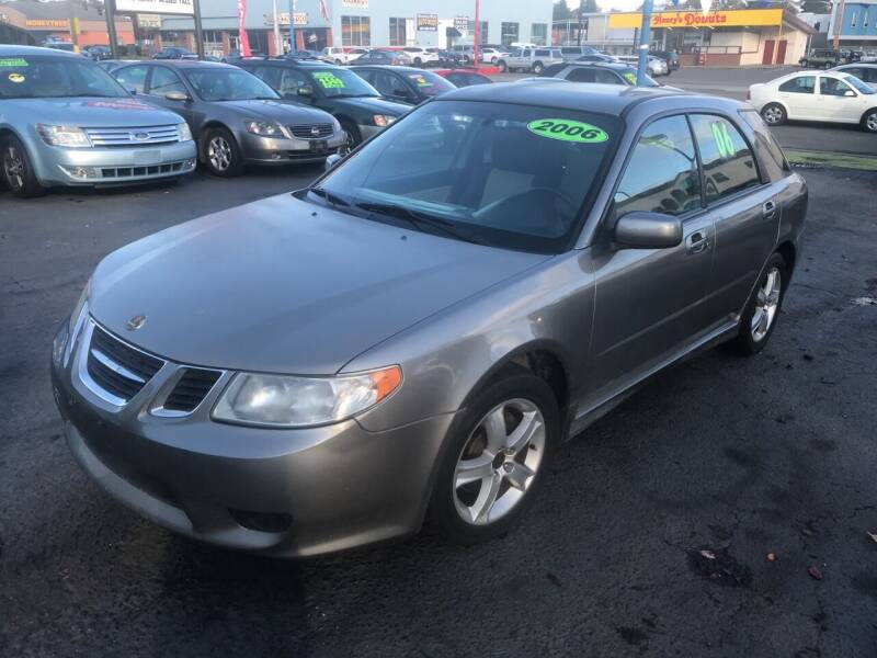 2006 Saab 9-2X for sale at American Dream Motors in Everett WA