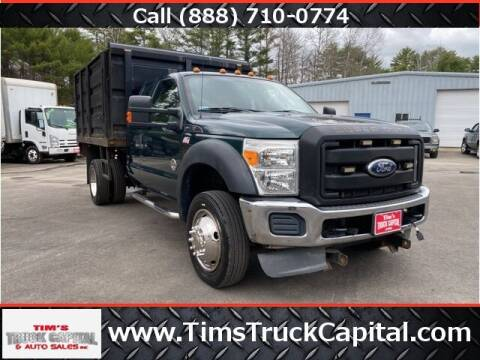 2011 Ford F-450 Super Duty for sale at TTC AUTO OUTLET/TIM'S TRUCK CAPITAL & AUTO SALES INC ANNEX in Epsom NH